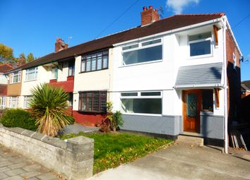 Thumbnail 3 bed semi-detached house to rent in Dale Hey, Wallasey
