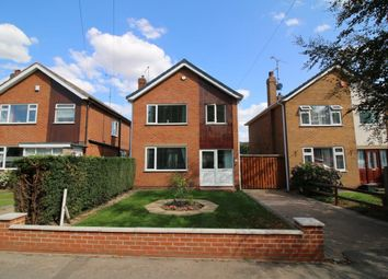 Thumbnail 3 bed detached house for sale in Park Road East, Calverton, Nottingham