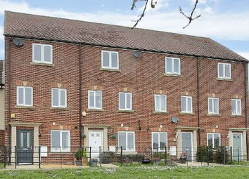 Thumbnail 4 bed terraced house for sale in Hedgerow Walk, Andover