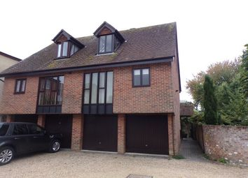 Thumbnail 3 bed property to rent in Church Road, Romsey