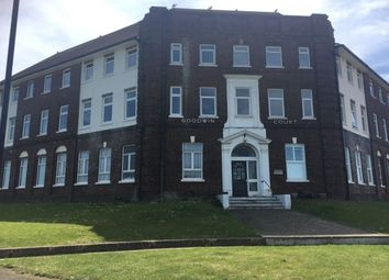 Thumbnail 1 bedroom flat to rent in Leicester Avenue, Cliftonville, Margate