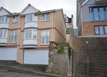 Thumbnail 3 bedroom end terrace house for sale in Chambercombe Villas, Ilfracombe