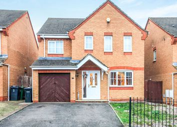 Thumbnail 4 bed detached house for sale in Morborn Road, Hampton Hargate, Peterborough