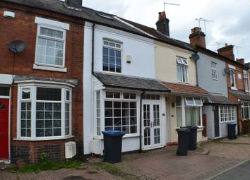 Thumbnail 2 bed terraced house to rent in Clarence Road, Hinckley