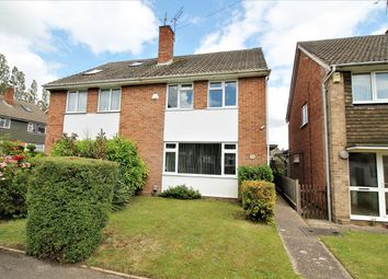 3 bed semi-detached house for sale in Greencroft Gardens, Reading RG30
