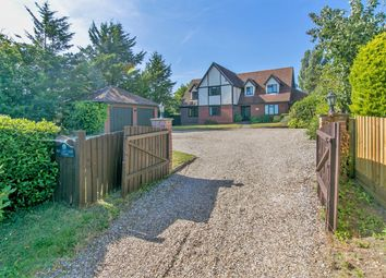 Thumbnail 5 bed detached house for sale in Thorrington Road, Great Bentley, Colchester