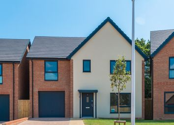 Thumbnail 4 bed detached house for sale in 'the Chelmsford' Caerwent Close, Dinas Powys