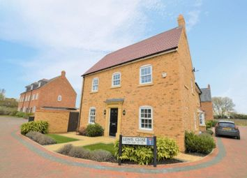 Thumbnail 3 bed semi-detached house for sale in Lewis Close, Kempston