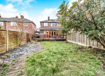 Thumbnail 3 bed semi-detached house for sale in Briarfield Road, Withington, Manchester