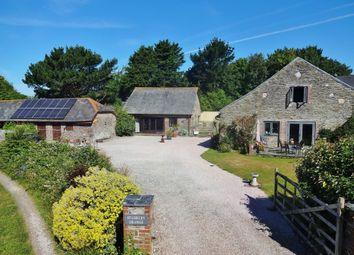 Thumbnail 6 bed barn conversion for sale in Aveton Gifford, Kingsbridge, South Devon