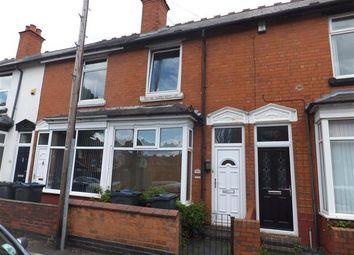 Thumbnail 3 bed terraced house to rent in Preston Road, Yardley, Birmingham