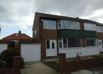 Thumbnail 3 bedroom semi-detached house for sale in Wetherby Road, Sunderland