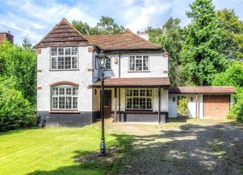 Thumbnail 3 bedroom detached house for sale in Worlds End Lane, Chelsfield Park, Orpington