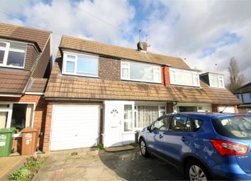 Thumbnail 3 bed semi-detached house for sale in Nursery Gardens, Staines-Upon-Thames, Surrey