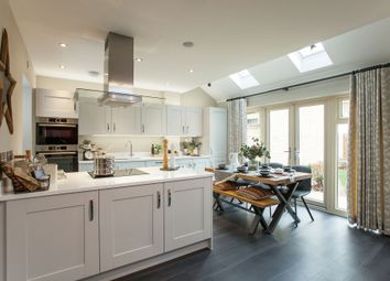 "Thumbnail 4 bed detached house for sale in ""The Thornsett"" at Edmund Way, Amesbury, Salisbury"