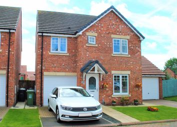Thumbnail 4 bed detached house for sale in Elm Crescent, Birtley, Chester Le Street