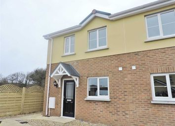 Thumbnail 2 bed terraced house for sale in Tirydderwen, Cross Hands, Llanelli