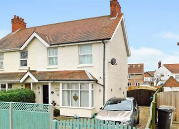 Thumbnail 3 bed semi-detached house for sale in Roman Bank, Skegness, Lincs