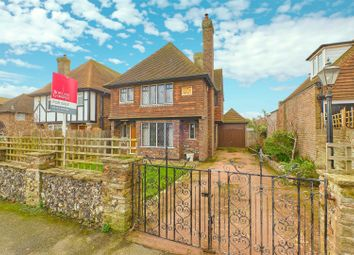 Thumbnail 4 bedroom detached house for sale in Carlton Road, Seaford