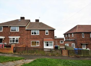 Thumbnail Semi-detached house to rent in Cook Grove, Horden, County Durham