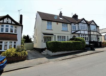 Thumbnail 4 bed property for sale in Warren Road, Dartford