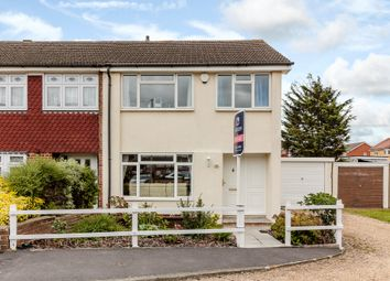 Thumbnail 3 bed end terrace house for sale in Fairlop Close, Hornchurch