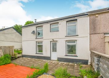 Thumbnail 2 bed end terrace house for sale in Llewellyn Terrace, Llwynypia, Tonypandy