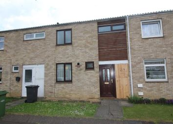 Thumbnail 3 bedroom terraced house for sale in Cleatham, Bretton, Peterborough