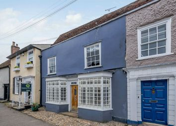 3 bed terraced house for sale in High Street, Kelvedon, Essex CO5