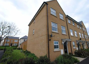 Thumbnail 3 bedroom end terrace house for sale in Broad Croft, Charlton Hayes, Bristol
