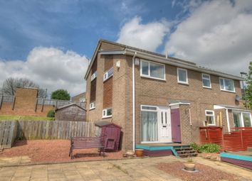 Thumbnail 1 bedroom terraced house for sale in Ellington Close, West Denton Park, Newcastle Upon Tyne