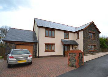 Thumbnail 4 bed detached house for sale in Elidyr Park, Llangwm, Haverfordwest