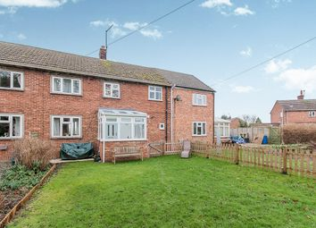 Thumbnail 4 bed semi-detached house for sale in High Street, Swinstead, Grantham