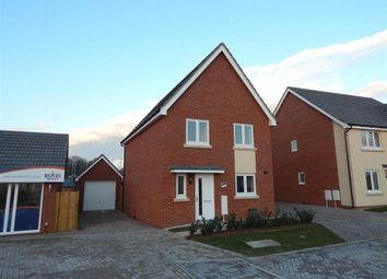 Thumbnail 4 bed detached house to rent in Warneford Crescent, Longhedge, Salisbury