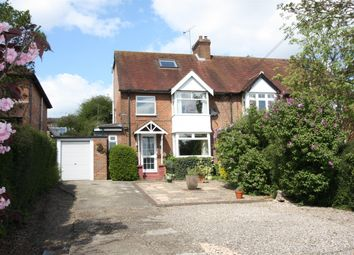 Thumbnail 4 bed semi-detached house for sale in Stanley Hill, Amersham, Buckinghamshire