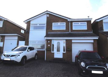 Thumbnail 4 bed detached house for sale in Rosedale Road, Crawcrook, Ryton