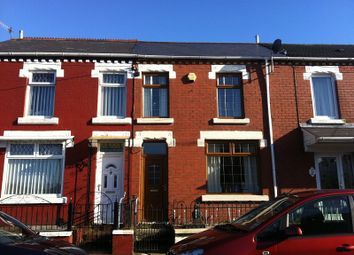 Thumbnail 3 bed terraced house to rent in 61 Turberville Street, Maesteg, Bridgend.
