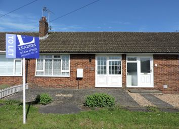 Thumbnail 1 bed terraced bungalow to rent in Brackley Road, Hazlemere, High Wycombe