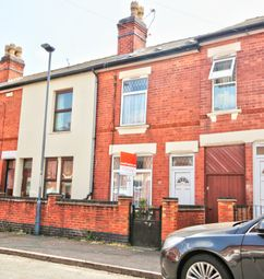 Thumbnail 2 bed terraced house for sale in St. Giles Road, New Normanton, Derby