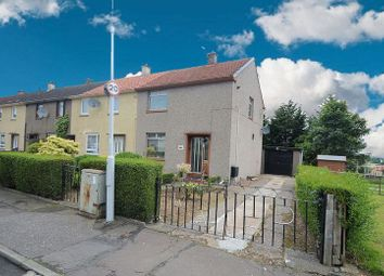 Thumbnail 2 bed end terrace house for sale in Martin Crescent, Ballingry, Lochgelly