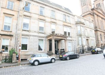 Thumbnail 1 bedroom flat to rent in Lynedoch Street, Glasgow