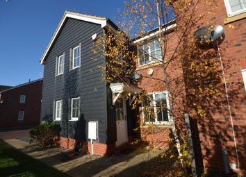 Thumbnail 2 bedroom town house to rent in Stavely Way, Gamston, Nottingham