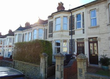 Thumbnail 3 bed terraced house for sale in Montrose Park, Brislington, Bristol