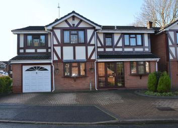 Thumbnail 5 bed property to rent in Roach Pool Croft, Edgbaston, Birmingham