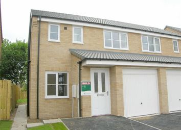 Thumbnail 3 bed semi-detached house for sale in Crofters View, Retford, Nottinghamshire