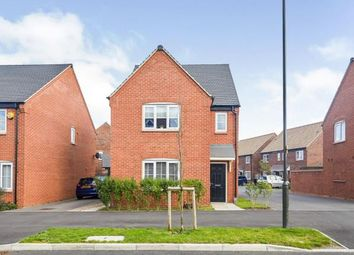 Thumbnail 4 bed detached house for sale in Lulworth Road, Boulton Moor, Derby, Derbyshire