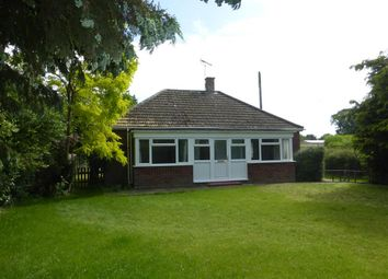 Thumbnail 2 bed detached bungalow for sale in Main Road, Brookville, Thetford