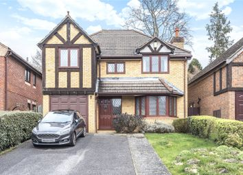 4 bed detached house for sale in Meadowbank, Watford, Hertfordshire WD19