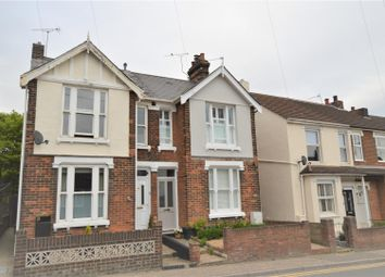 Thumbnail 3 bed semi-detached house for sale in Bergholt Road, Colchester