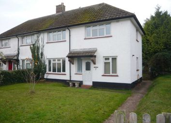 Thumbnail 3 bed semi-detached house for sale in Barn Lane, Budleigh Salterton